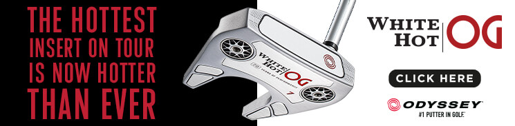 Callaway White Hot Pro Putter